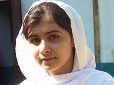 Malala Closeup
